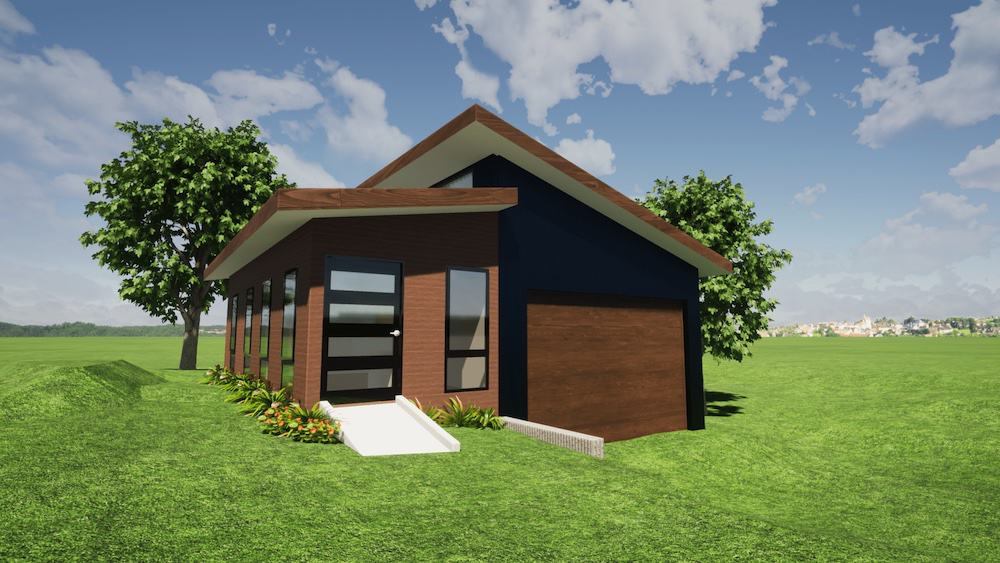 Deanos Nemos Building Design & Drafting Services - MT Design Collective